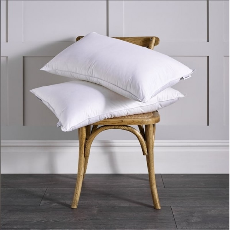 long pillows from victoria linen